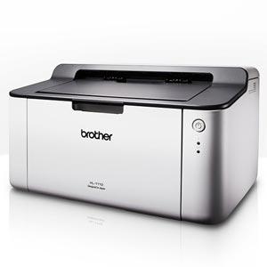 Brother Printer Laser ปริ้นเตอร์ เลเซอร์ ขาวดำ รุ่น HL 1110