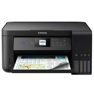 Epson เครื่องพิมพ์ มัลติฟังก์ชัน 3 in 1 Wi-Fi Duplex All-in-One Ink Tank Printer L4160