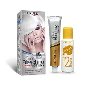 CRUSET Hair Bleaching Cream A000