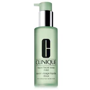 คลีนิกข์ สบู่เหลวทำความสะอาดผิวหน้า CLINIQUE Liquid Facial Soap Mild