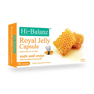 Hi-Balanz Royal Jelly Capsule