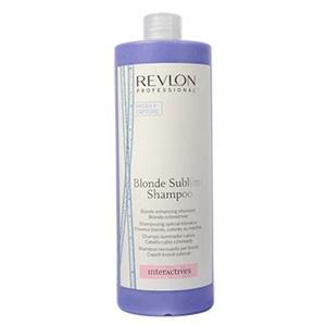 Revlon Blonde Sublime shampoo
