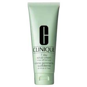 คลีนิกข์ ครีมขัดผิวหน้า CLINIQUE 7 Day Scrub Cream Rinse-Off Formula