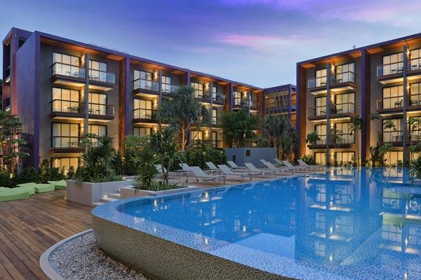 ฮอลิเดย์ อินน์ เอ็กซ์เพรส ภูเก็ต ป่าตองบีช เซ็นทรัล (Holiday Inn Express Phuket Patong Beach Central)