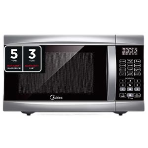 เครื่องไมโครเวฟ Midea Microwave Oven รุ่น MMO-237GDS สีเทา