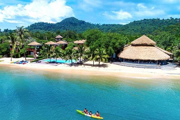 เดอะ บลูสกาย รีสอร์ท แอท เกาะพยาม (The Blue Sky Resort@ Koh Payam)