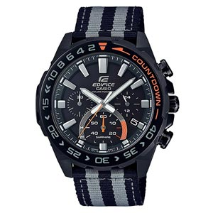 CASIO นาฬิกาข้อมือ EDIFICE รุ่น EFS-S550BL-1AVUDF