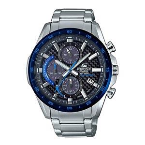 CASIO นาฬิกาข้อมือ EDIFICE รุ่น EQS-900DB-2AV
