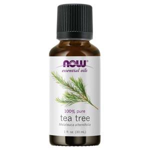 NOW® Foods Essential Tea Tree Oil น้ำมันหอมระเหย