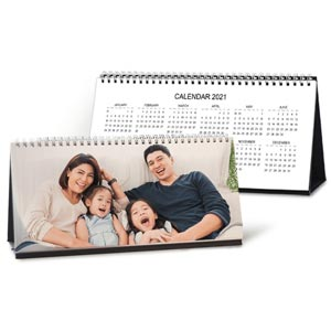 Photobook: โค้ดแลกซื้อ ปฏิทินตั้งโต๊ะ ทำด้วยรูปของคุณ