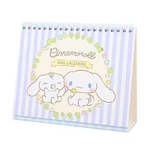 SANRIO ปฏิทินตั้งโต๊ะ Cinnamoroll Desk Calendar