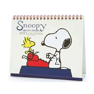 SANRIO ปฏิทินตั้งโต๊ะ Snoopy Desk Calendar