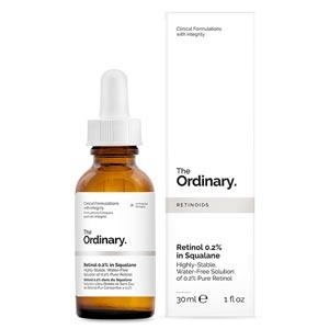 ดิออดินารี่ เซรั่มลดเรือนริ้วรอย The Ordinary Retinol 0.2% In Squalane