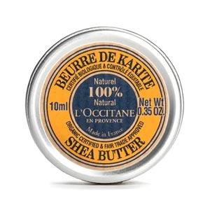 ล็อกซิทาน บาล์ม ทาริมฝีปาก ผิวกาย L'Occitane Organic Pure Shea Butter