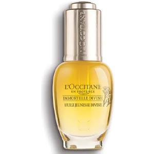 ล็อกซิทาน ออยล์บำรุงผิวหน้า L'Occitane Immortelle Divine Youth Face Oil