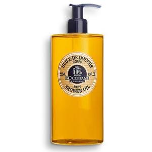 ล็อกซิทาน ออยล์อาบน้ำ L'Occitane Shea Butter Shower Oil
