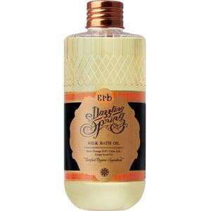 ออยล์อาบน้ำสำหรับผิวกาย Erb Dazzling Spring Milk Bath Oil