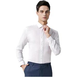 G2000 เสื้อเชิ้ต White Color Cotton TENCEL™ Oxford L/S (Slim Fit)
