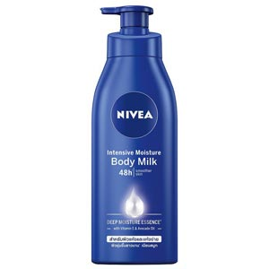 นีเวีย โลชั่นบำรุงผิว NIVEA Intensive Moisture Body Milk